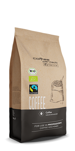 greenline Coffee - natural & aromatic