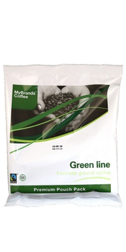 Green line Premium Pouch Pack