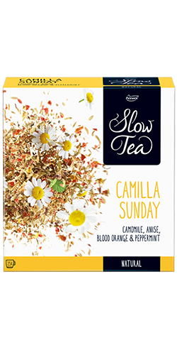 Slow Tea - Camilla Sunday