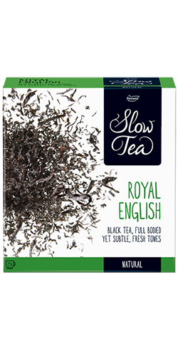 Slow Tea - Royal English