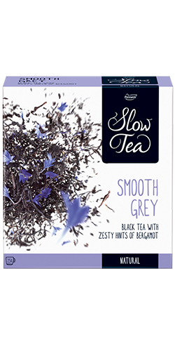 Slow Tea - Smooth Grey