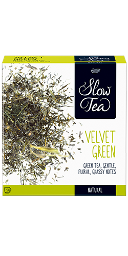 Slow Tea - Velvet Green