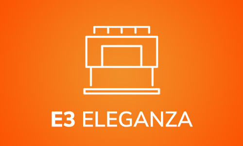 coffee perfect Kaffeevollautomat E3 Eleganza Logo